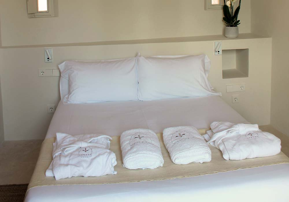 Cama Junior Suite Cabrera - Yartan Boutique Hotel